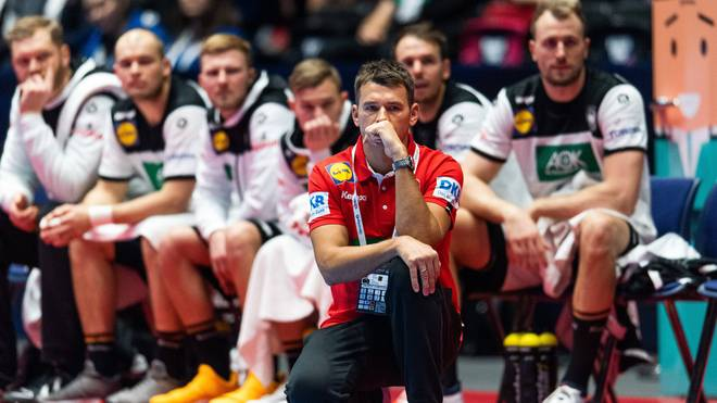 Christian Prokop und das DHB-Team haben noch Luft nach oben