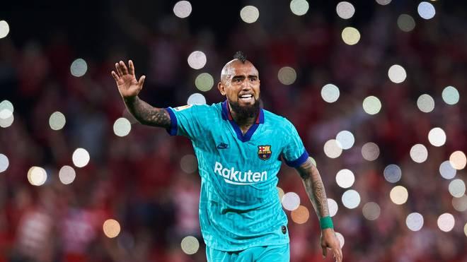 Arturo Vidal hat Klage gegen den FC Barcelona eingereicht