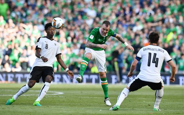 Republic of Ireland v Austria - FIFA 2018 World Cup Qualifier