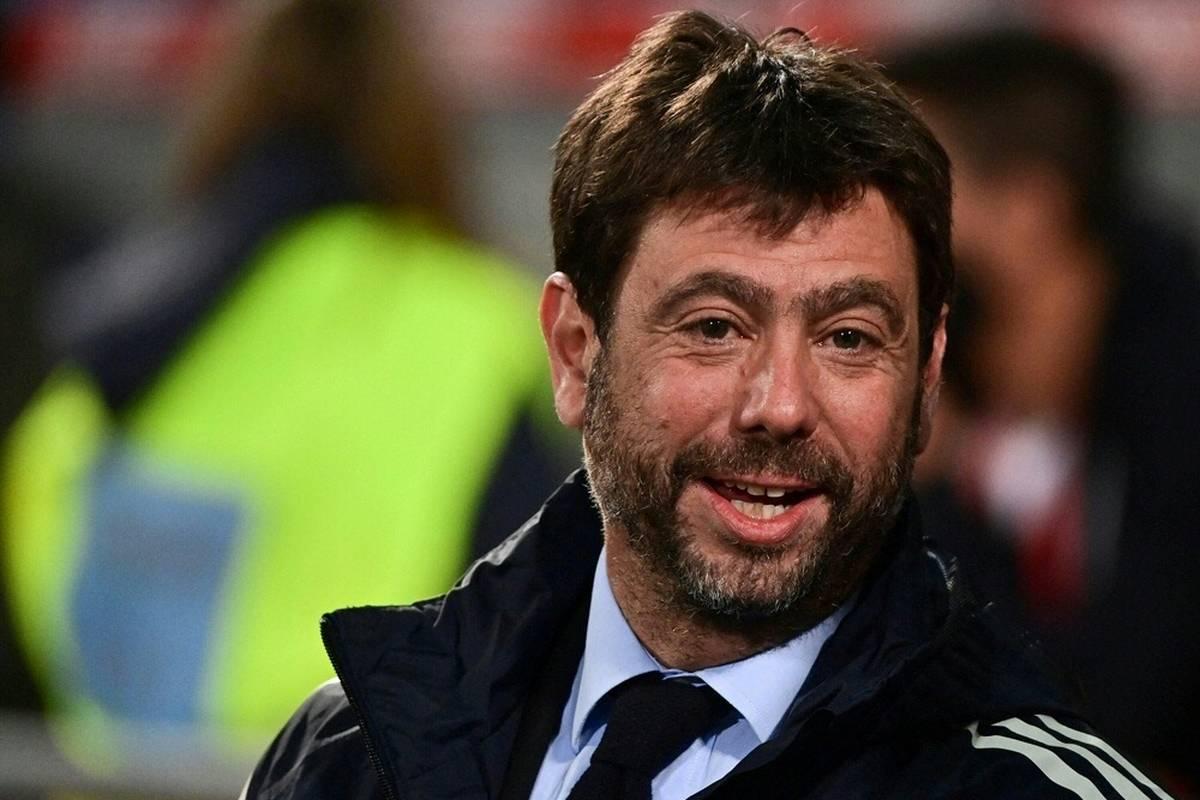 Juventus Turins Präsident bleibt stur. Andrea Agnelli rückt weiter nicht von einer europäischen Super League ab.