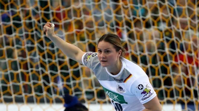 Germany v Cameroon - 2017 IHF Women's Handball World Championship Germany
