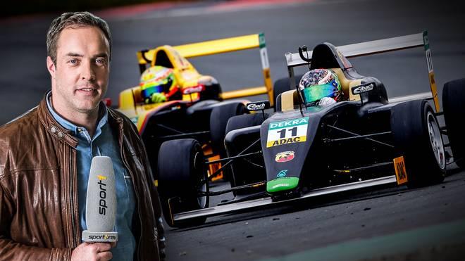SPORT1-Experte Patrick Simon begleitet die ADAC Formel 4 und das ADAC GT Masters