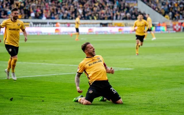 SG Dynamo Dresden v FC St. Pauli - Second Bundesliga