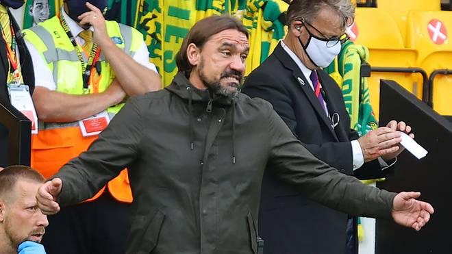 Daniel Farke ist Trainer von Norwich City