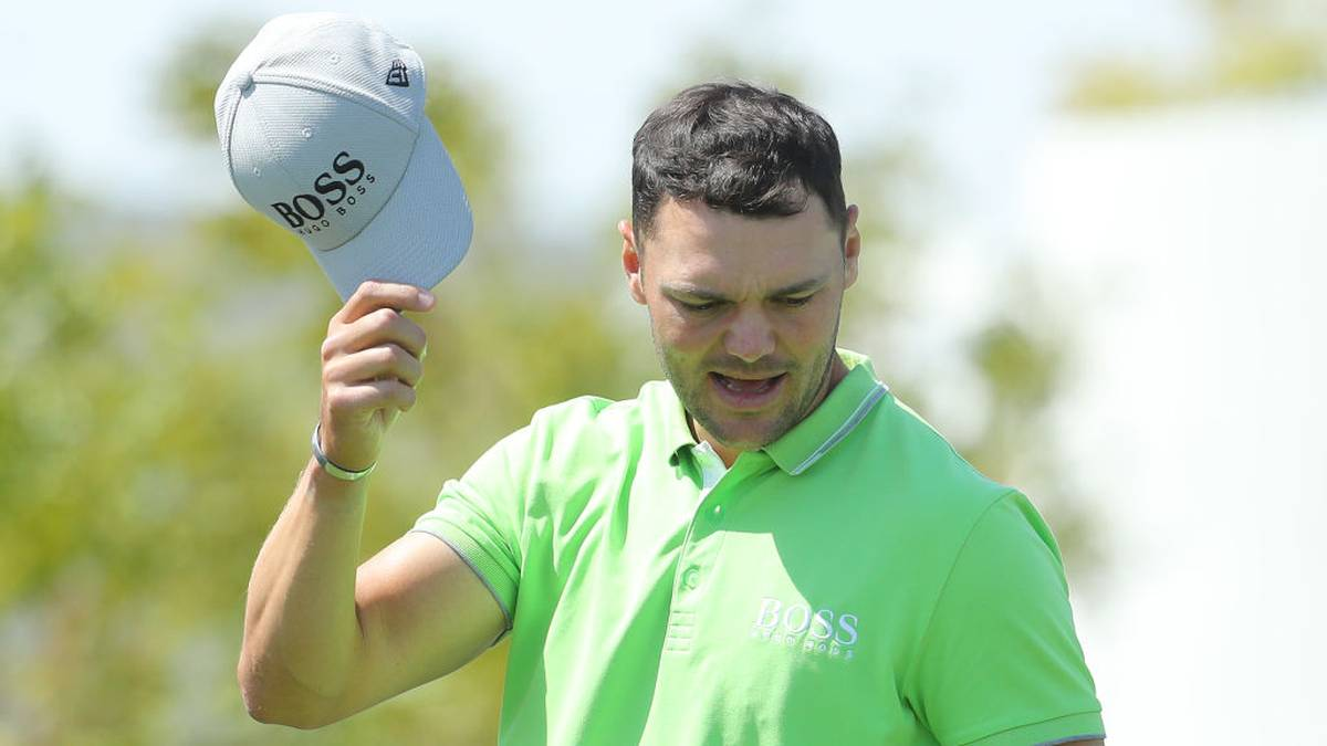 Martin Kaymer stand im März noch in Doha auf dem Golfplatz