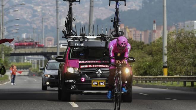 Manzana Postobon zieht die Konsequenz aus mehreren Dopingfällen