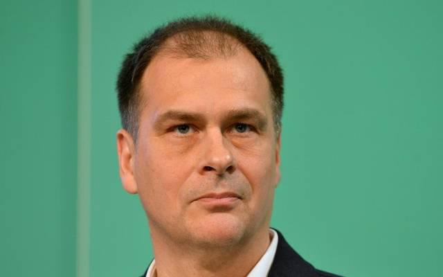 Klaus Filbry ist Geschäftsführer von Werder Bremen