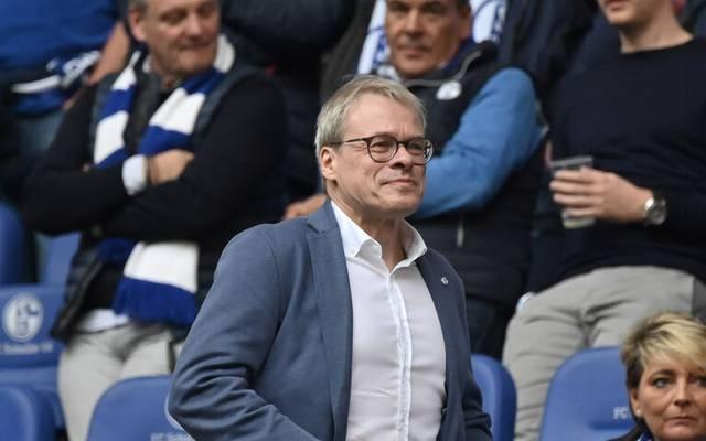 Peter Peters legte seinen Posten beim FC Schalke 04 im Juni nieder