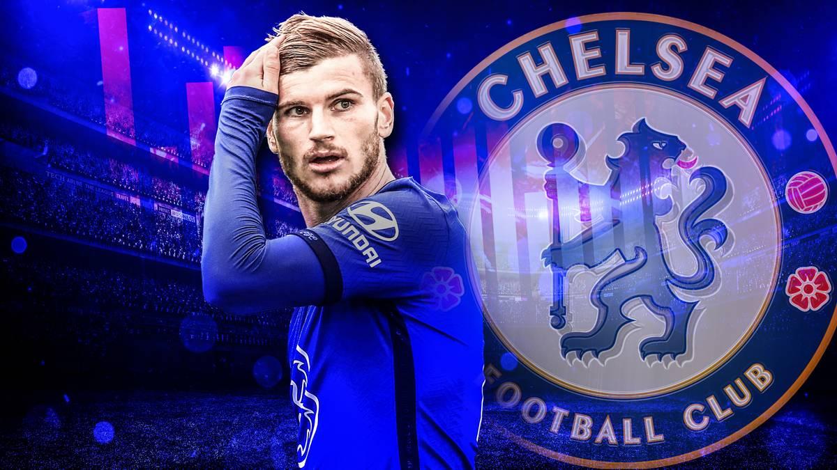 Timo Werner wird beim FC Chelsea von Fans angefeindet und wechselt seinen Berater. Kann der Deutsche unter Thomas Tuchel noch glücklich werden?