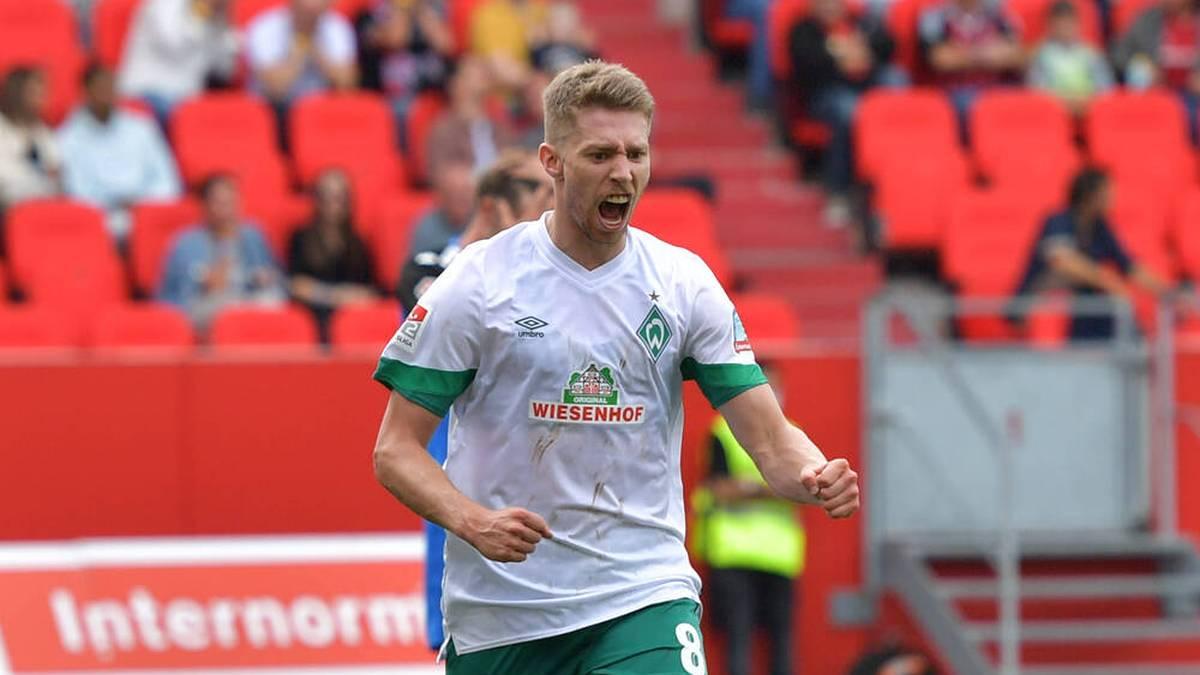 Mega-Solo! Weiser brilliert bei Werder-Debüt
