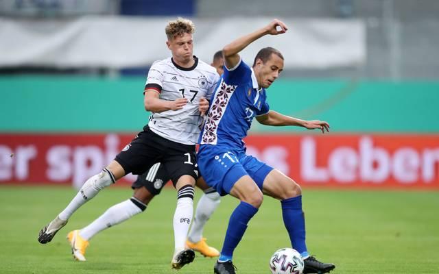 Robin Hack und die deutsche U21 fahren einen klaren Sieg ein