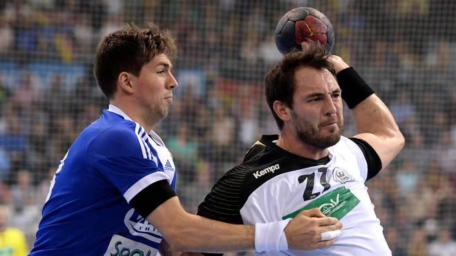 Germany v Finland - 2016 European Men's Handball Championship Qualifier