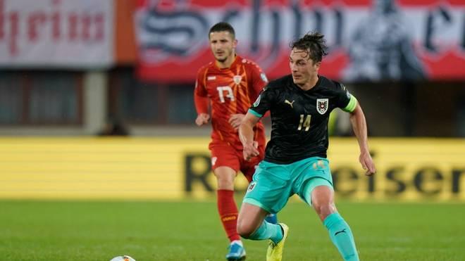 Leverkusens Julian Baumgartlinger geht mit ÖFB-Boss Leo Windtner ins Gericht