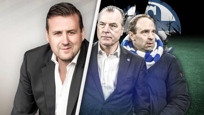 SPORT1-Chefredakteur Pit Gottschalk beleuchtet die Situation bei Schalke 04