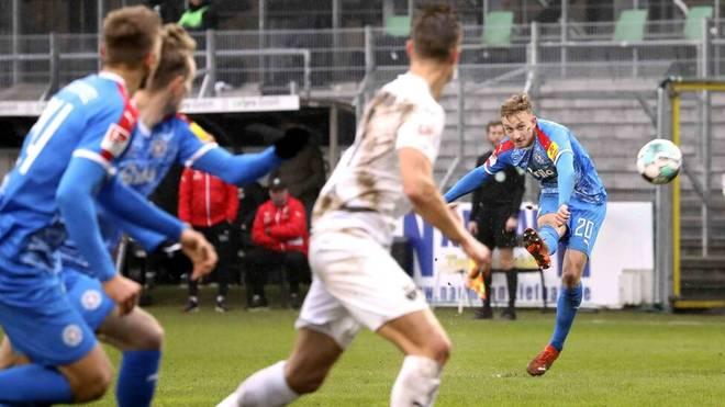 Holstein Kiel kämpft um die entscheidenden Punkte für den Aufstieg