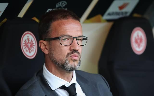 Fredi Bobic ist Sportvorstand bei Eintracht Frankfurt derzeit schwer gefordert