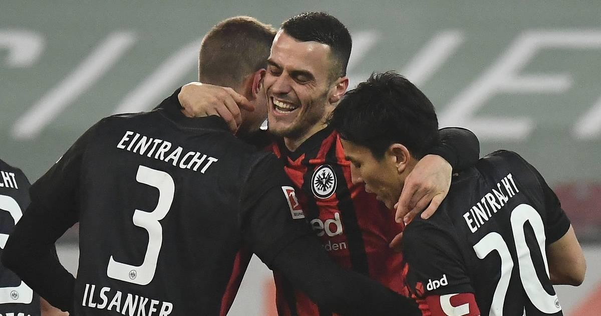 Eintracht Frankfurt: Kostic blüht nach Rückkehr von Jovic auf...