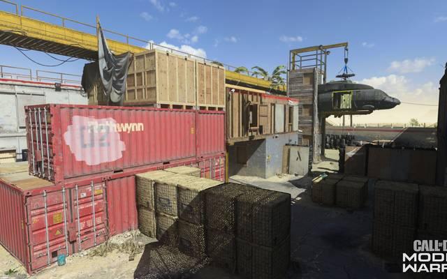 Neue Map aus Modern Warfare - Shoot House goes Mobile