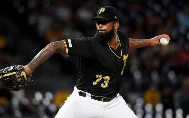 MLB-Star Felipe Vazquez von den Pittsburgh Pirates wurde verhaftet