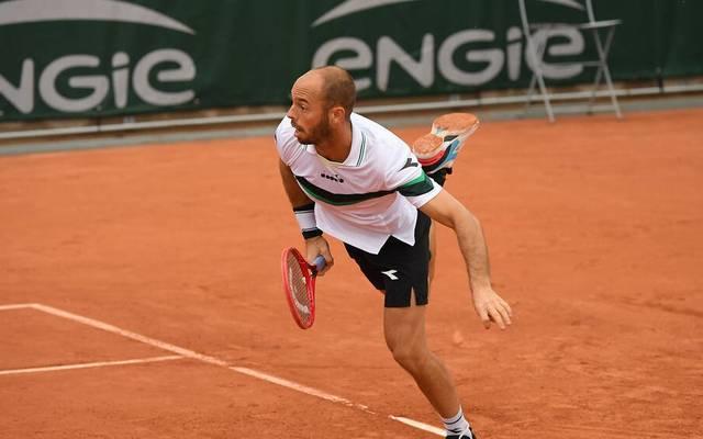 Tim Pütz steht im Doppel-Viertelfinale der French Open