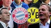 FC Bayern vs. Borussia Dortmund: Chronologie einer Eiszeit