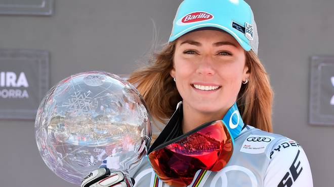 Mikaela Shiffrin hat eine äußerst erfolgreiche Saison hinter sich