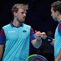 Krawietz verliert Doppelfinale gegen Olympia-Partner