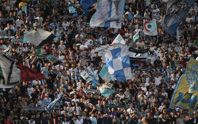Die Polizei ermittelt gegen Fans von Lazio Rom