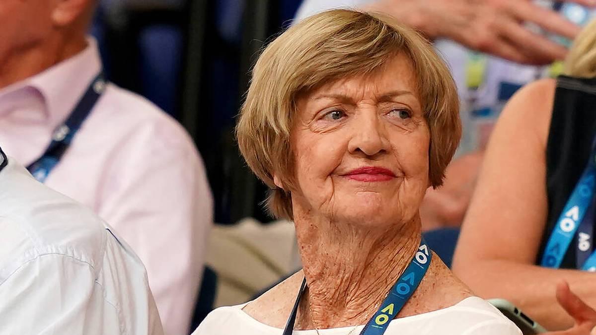 Margaret Court will Auszeichnung nicht zurückgeben