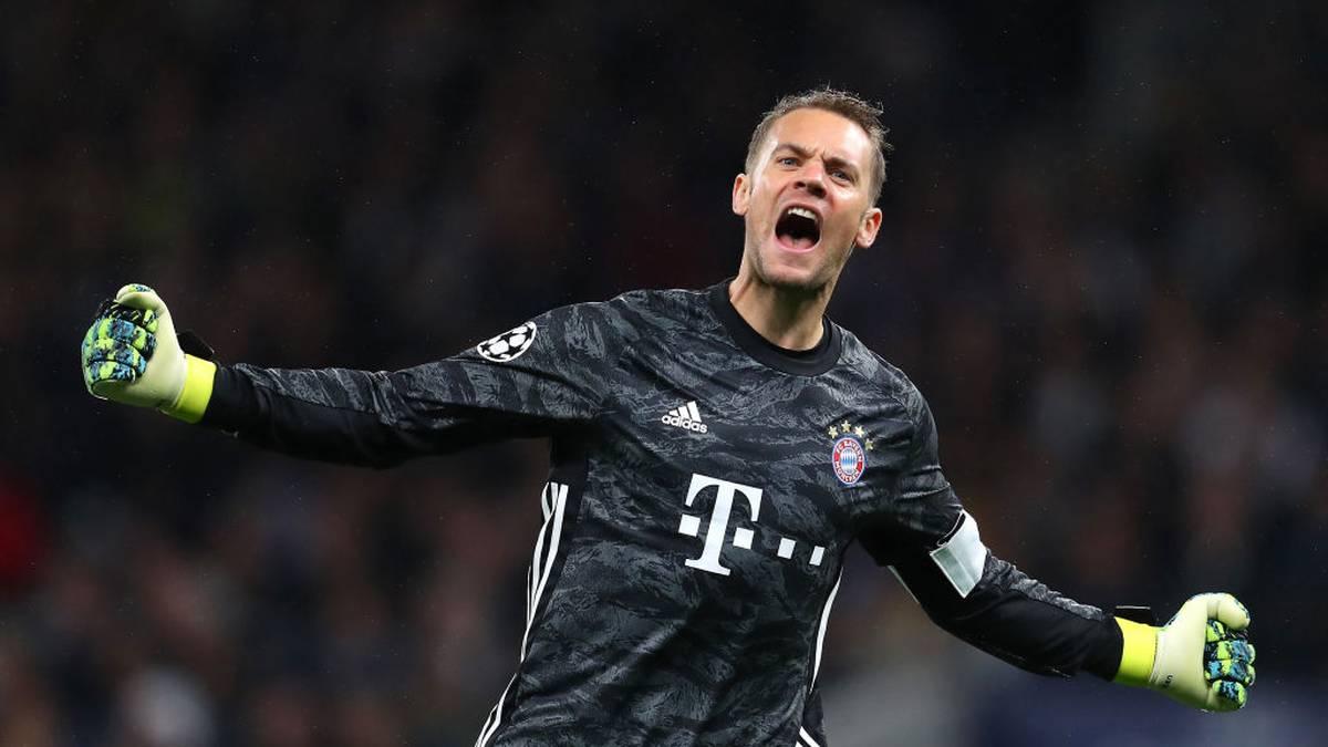 Manuel Neuer bleibt dem FC Bayern noch lange treu