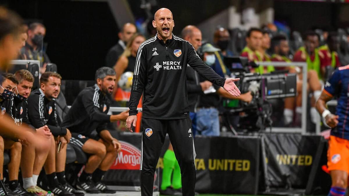Jaap Stam ist seinen Job in der MLS los