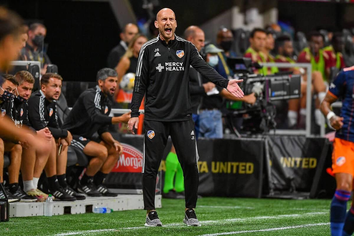 Jaap Stam ist seinen Trainerjob beim FC Cincinnati nach nicht einmal eineinhalb Jahren schon wieder los. Der Niederländer konnte nicht überzeugen.