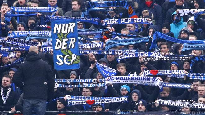 SC Preussen Muenster v SC Paderborn 07 - 3. Liga