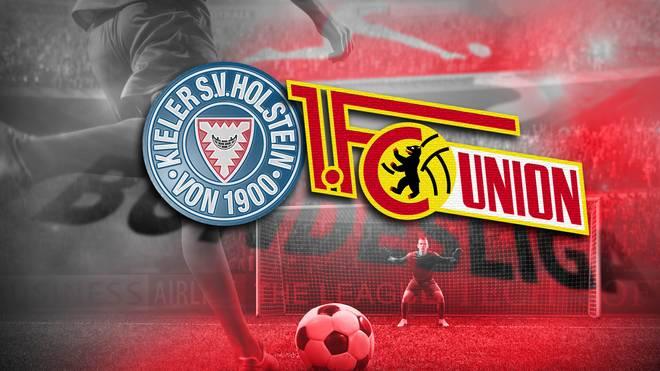 Holstein Kiel empfängt Union Berlin zum Verfolgerduell der 2. Bundesliga