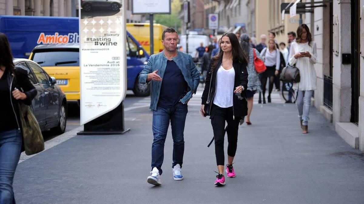 Lothar Matthäus hatte die 27 Jahre jüngere Anastasia 2014 geheiratet