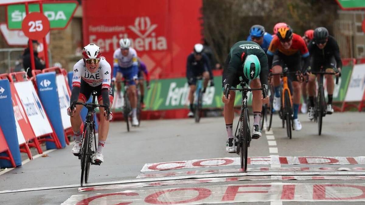 Jasper Phillipsen gewann die 15. Etappe der Vuelta