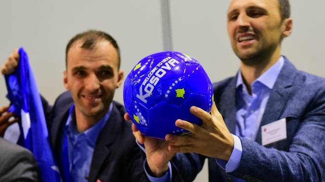 Der Kosovo wurde Anfang Mai als 55. Mitglied in die UEFA aufgenommen