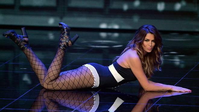 "Sabia Boulahrouz nahm auch an der TV-Show ""Dance, Dance, Dance"" teil"