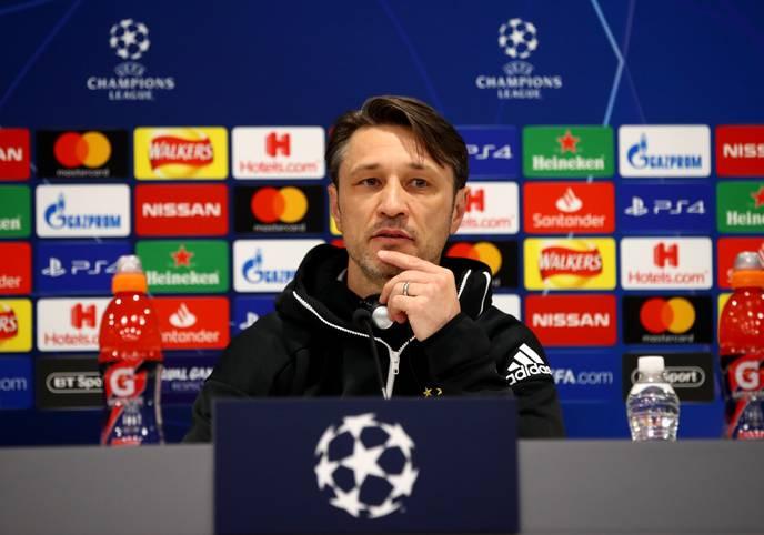 Für Niko Kovac und den FC Bayern ist das Achtelfinal-Duell mit dem FC Liverpool das bisher wichtigste Spiel der Saison. Dabei geht der deutsche Rekordmeister sogar als leichter Außenseiter in die Partie