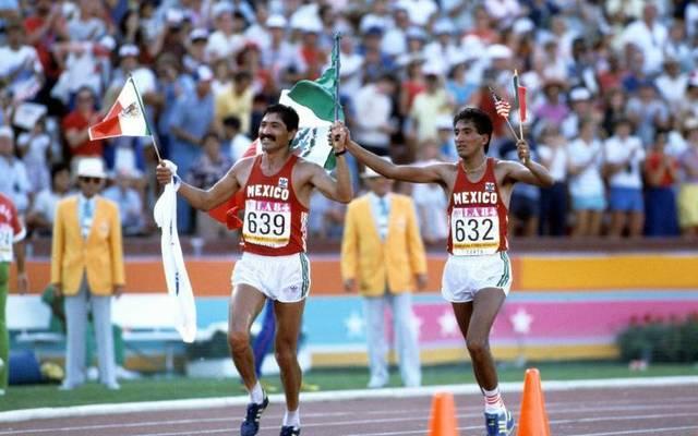 Olympiasieger Ernesto Canto (re.) verstirbt im Alter von 61 Jahren