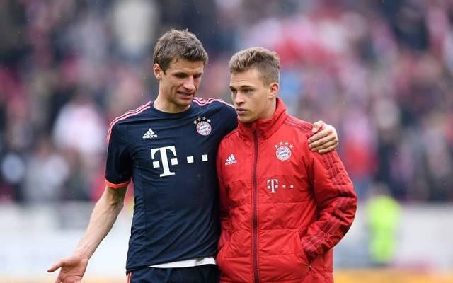 Joshua Kimmich steht seit der Saison 2015/16 beim FC Bayern unter Vertrag