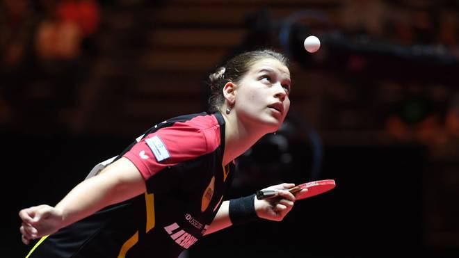 Petrissa Solja gewann schon beim Weltcup 2015 in Japan eine Medaille (Bronze).