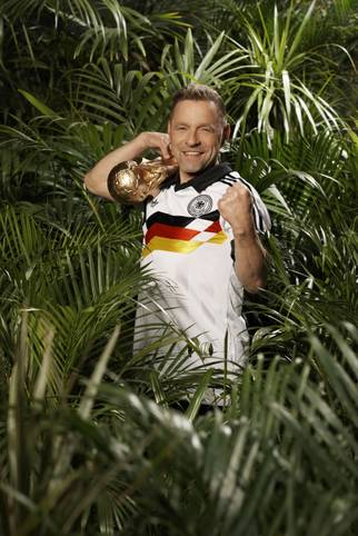"""In der 11. Staffel des Dschungelcamps wagt sich mit Thomas Häßler auch ein echter Weltmeister nach Australien. Wie wird sich """"Icke"""" wohl schlagen?"""