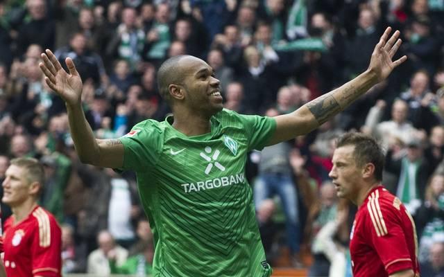 Naldo spielte von 2005 bis 2012 für Werder Bremen
