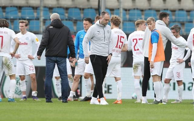 Kiels nächsten beiden Spiele werden offiziell verschoben