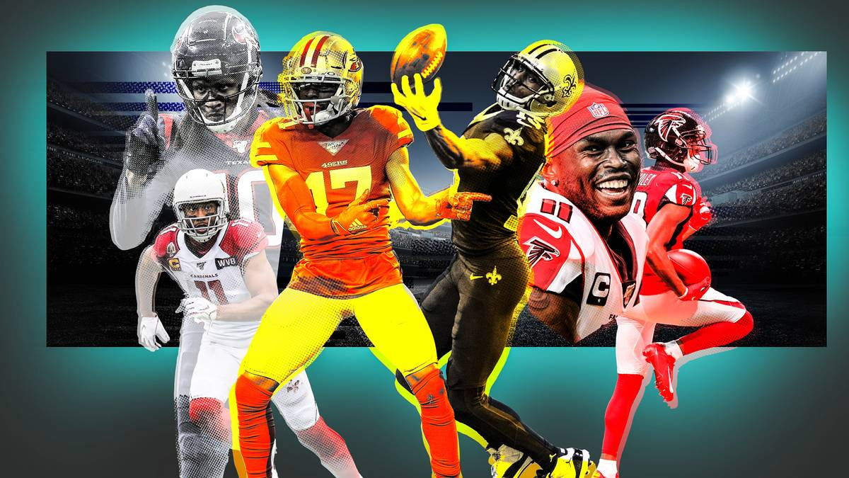 Welches Team hat das beste Receiver-Duo der NFL?