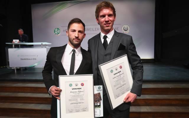 Neuer RB-Leipzig-Coach: Die Karriere des Julian Nagelsmann