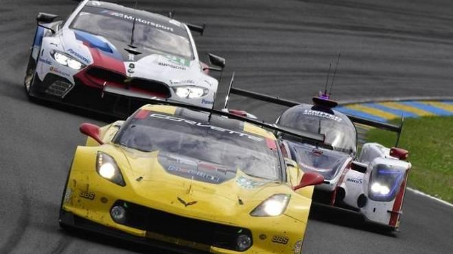 Auch die Werks-Corvettes sind 2019 wieder in Le Mans dabei