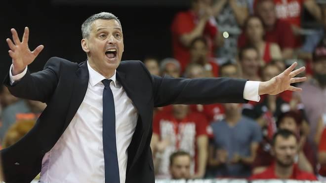 Basketball: FC Bayern verlängert mit Cheftrainer Dejan Radonjic  , Dejan Radonjic soll den FC Bayern zu weiteren Titeln führen