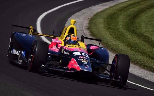 Michael Shank arbeitet weiter an seinem IndyCar-Traum